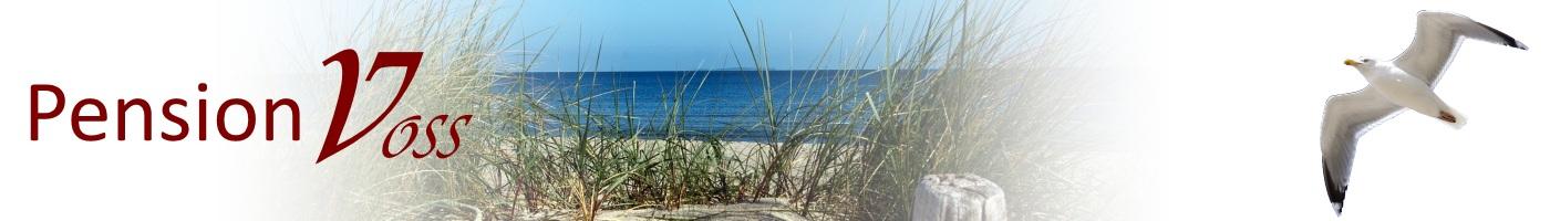 Pension Voss auf Usedom an der Ostsee